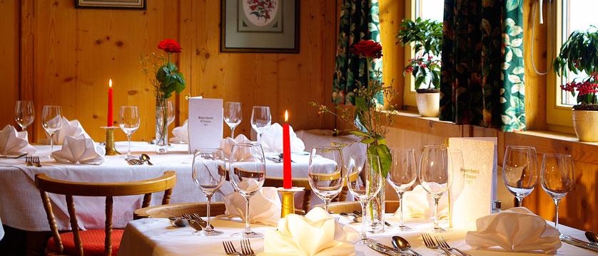 Sporthotel Ellmau, Ellmau, Austria - Restaurant.jpg